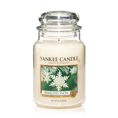 Yankee Candle® Sparkling Snow™ Large Classic Candle Jar