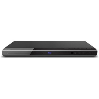 Toshiba Blu Ray Player - Black (BDX2150)