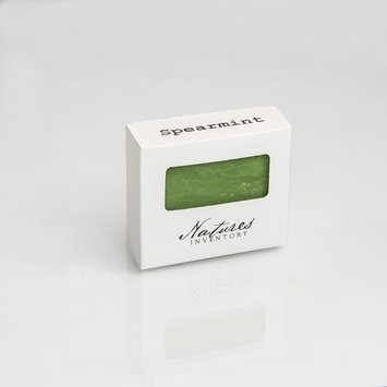 Natures Inventory Nature's Inventory All Natural Nourishing Spearmint Soap Bar