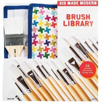 Brush Library - Craft Kit by Kid Made Modern (K015)