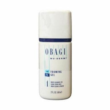 Obagi Nu-Derm Foaming Gel Cleanser, 2oz