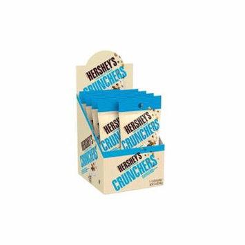 HERSHEY'S COOKIES 'N' CREME CRUNCHERS Snacks, 1.8 oz, 8 Count