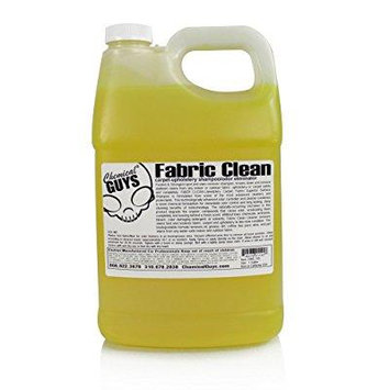 Chemical Guys CWS_103 Fhric Clean Carpet and Upholstery Shampoo and Odor Eliminator (1 Gal)