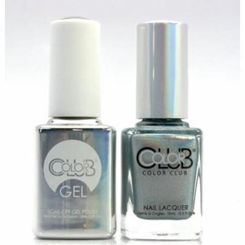 Color Club Gel GEL1007 + Lacquer 0.5 oz Poetic Hues 1007