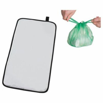 Summer Infant Quickchange Portable Changing Pad with Disposable Diaper Sacks