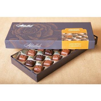 Abdallah Chocolates Assorted Caramels 9 oz.