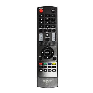 Original Sharp GJ-221 TV Remote Control - Sold by Mimotron