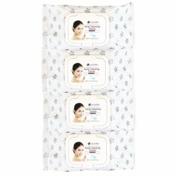 Epielle Original Facial Cleansing Tissues-60ct (4 Pack)