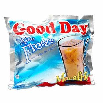 Good Day Freeze Mocafrio Coffee 300 Gram (10.58 Oz) Instant Mocha Flavor 10-ct @ 30 Gram (Pack of 5)