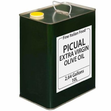 Picual Spanish Extra Virgin Olive Oil 10 Liter