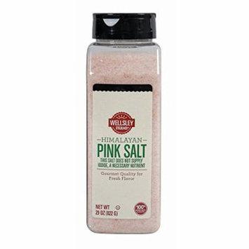 Wellsley Farms Himalayan Pink Salt, 27.9 oz. (pack of 2)