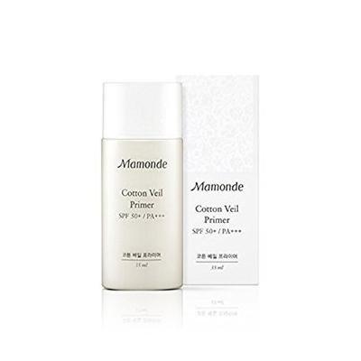 [Mamonde] Cotton Veil Primer #03 White Peach
