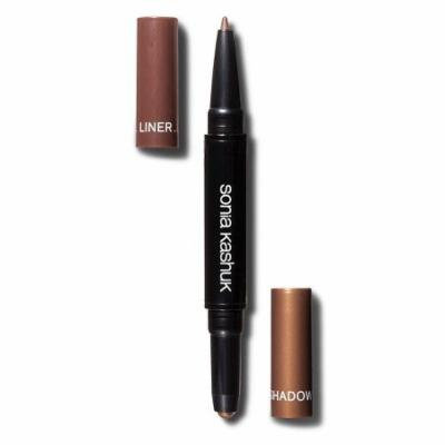 Sonia Kashuk Instant Smoke Stick, Eyeliner plus eye shadow Brown blaze 02