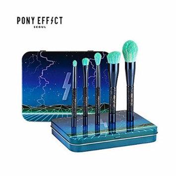 PonyEffect Mini Magnetic Brush SET #RETRO-SPECT