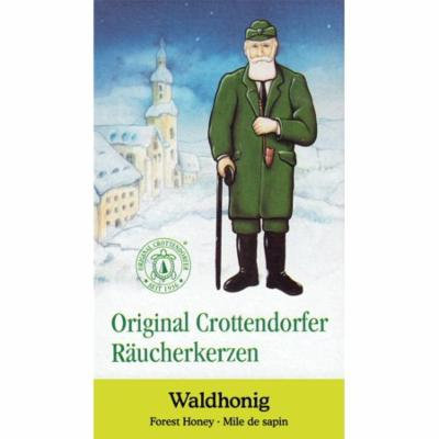 Crottendorfer Forest Honey Scent German Incense Cones For Christmas Smokers