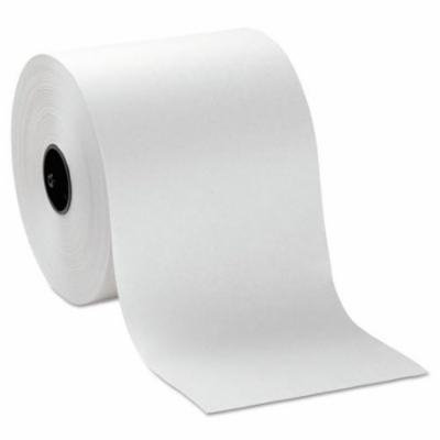 Georgia Pacific Professional Hardwound Roll Paper Towels, 7 4/5 x 1000ft, White - Includes six paper towel rolls.