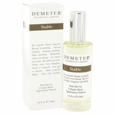 Demeter Stable Cologne Spray 4 oz