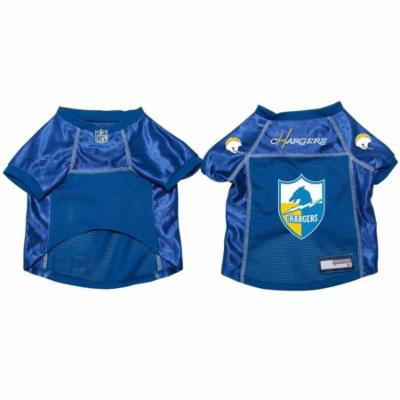 San Diego Chargers Dog Pet Premium Throwback Jersey XL