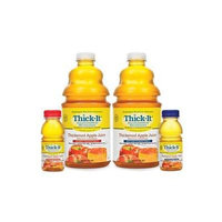 Thick-It AquaCare H2O Thickened Apple Juice Nectar Consistency 8 oz. 1 Count