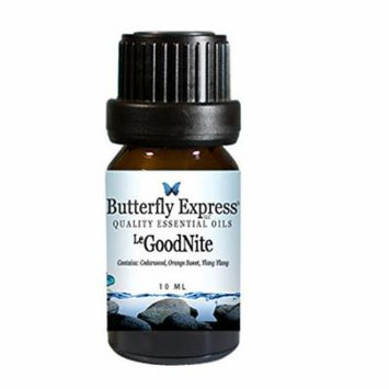 Butterfly Express GoodNite Essential Oil Blend 10 ml by Essential Gifts