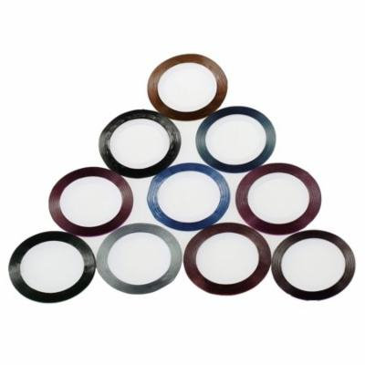 Nail stickers 10 Colors Nail Roll Striping Tape Line Nail ArtSticker Decoration Self-adhesive