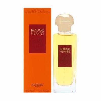 Rouge by Hermes for Women 3.3 oz Eau de Toilette Spray
