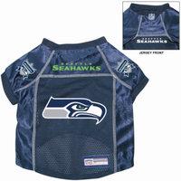 Seattle Seahawks Dog Pet Premium Alternate Jersey XS