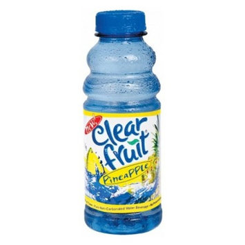 Clearfruit Pineapple Flavored Water - 20 fl oz Bottle