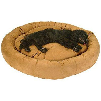 Taylor Gifts Dog Supplies Snoozer Bolster Bed - Extra Large / Camel