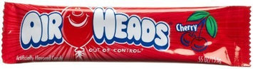 Airheads Cherry - 36 Count Bulk Package (3 Units Per Order) (Pack of 3)