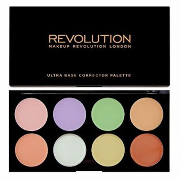 MAKEUP REVOLUTION - Ultra Base Corrector Palette by Makeup Revolution
