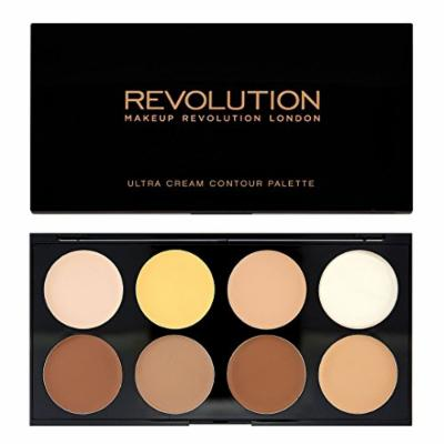 Makeup Revolution Ultra Cream Contour Palette by Makeup Revolution