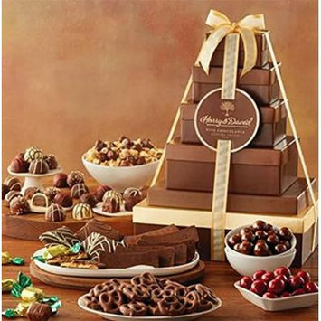 Harry and David Deluxe Tower of Chocolates Gift