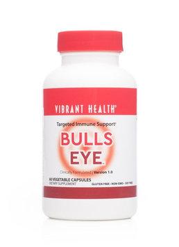 BullsEye Targeted Immune Support Vibrant Health 60 VCaps