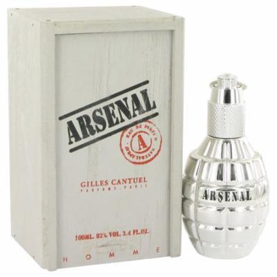 Arsenal Eau De Parfum Spray 3.4 oz