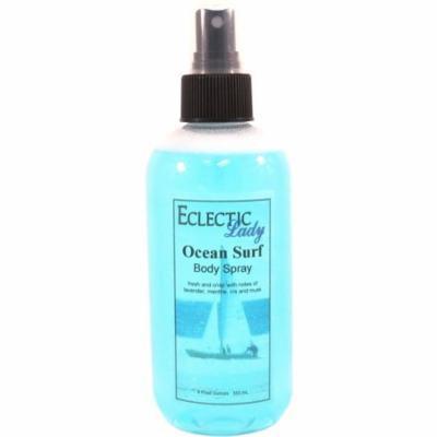 Ocean Surf Body Spray, 8 ounces