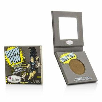 TheBalm - BrowPow Eyebrow Powder - #Light Brown -0.85g/0.03oz