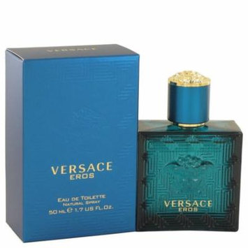 Versace Eau De Toilette Spray 1.7 oz