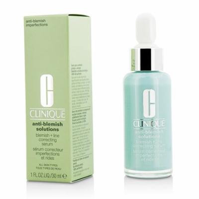 Anti-Blemish Solutions Blemish + Line Correcting Serum-30ml/1oz