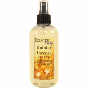Holiday Incense Body Spray, 16 ounces
