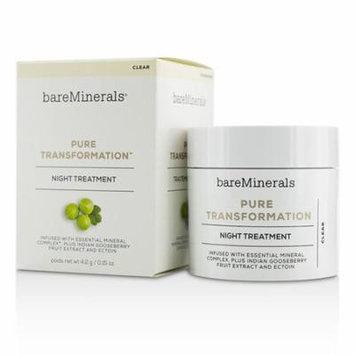 BareMinerals - Pure Transformation Night Treatment - Clear -4.2g/0.15oz