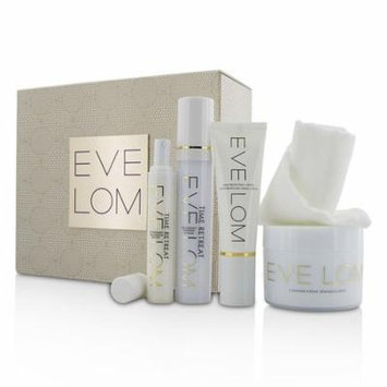 Eve Lom - Restorative Ritual Set: Cleanser 200ml+Face Treatment 50ml+Eye Treatment 15ml+Daily Protection SPF 50 50ml+Muslin Cloth -5pcs