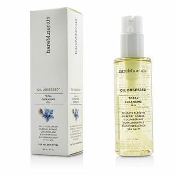 BareMinerals - Oil Obsessed Total Cleansing Oil -180ml/6oz