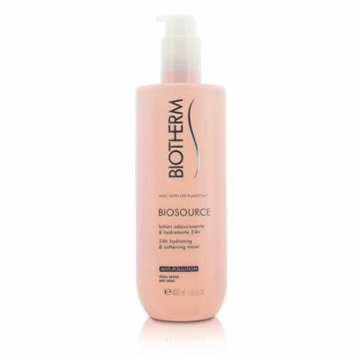 Biosource 24H Hydrating & Softening Toner - For Dry Skin-400ml/13.52oz