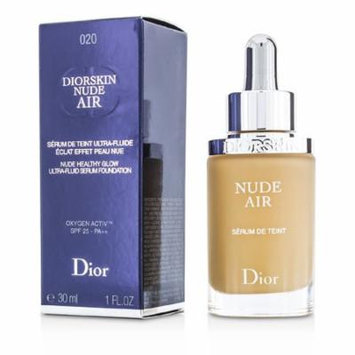 Christian Dior - Diorskin Nude Air Serum Foundation SPF25 - # 020 Light Beige -30ml/1oz