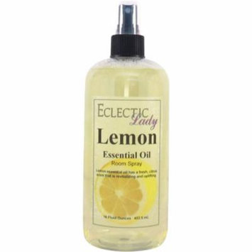 Lemon Essential Oil Room Spray, 16 ounces