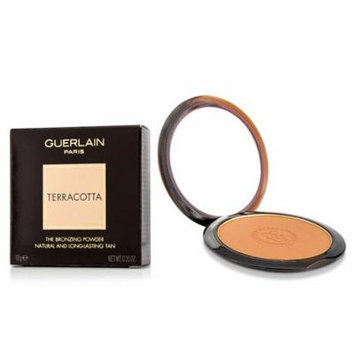 Guerlain - Terracotta The Bronzing Powder (Natural & Long Lasting Tan) - No. 04 Medium Blondes -10g/0.35oz