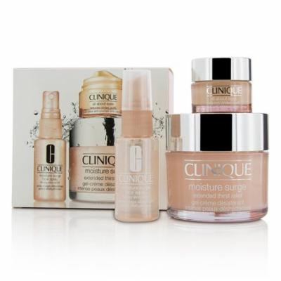 Clinique - Moisture Surge Set: Moisture Surge 125ml + All About Eyes 15ml + Moisture Surge Face Spray Thirsty Skin Relief 30ml -3pcs