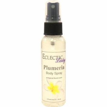Plumeria Body Spray, 4 ounces