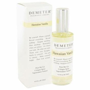 Demeter Hawaiian Vanilla Cologne Spray 4 oz